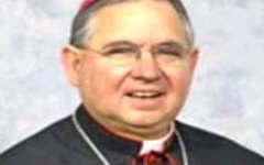 El arzobispo Gómez, recordó la herencia católica de los estados sudoccidentales, especialmente en...