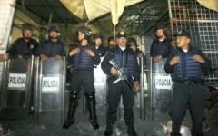 En estos tres homicidios están implicados varios elementos y jefes del Grupo Fuerza de Reacción,...