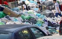 Desde hace 14 años, Nápoles sufre una situación de emergencia con sus basuras, pero en los últimos...