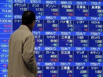 En Filipinas, el índice PSE de la Bolsa de Valores de Manila avanzó 64,98 enteros, equivalentes a...