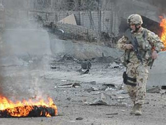 Los combates tuvieron lugar en algunas las áreas donde los insurgentes talibanes cuentan con mayor...