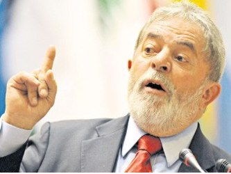 El presidente brasileño, Luiz Inacio Lula da Silva, exigió la salida del poder de los ejecutores...