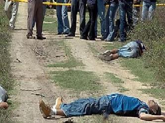 De la quincena de víctimas en Chihuahua, región fronteriza con Estados Unidos, siete fueron en la...