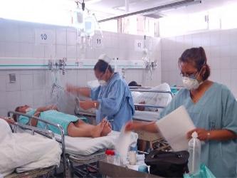 Hasta el 31 de diciembre, el país asiático registró más de 120,000 casos de gripe A, de los que...