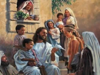 ¡Qué bien anuláis el mandamiento de Dios, para guardar vuestra tradición! Porque Moisés dijo: Honra...
