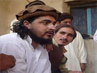 Mehsud había resultado herido de gravedad en un ataque con misiles lanzado por un avión no...