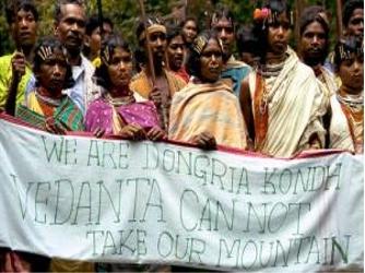 De acuerdo con la nota, que cita a miembros de tribus que viven en la zona, el Gobierno les dijo...