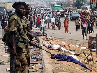 Estallan enfrentamientos entre musulmanes y cristianos en Jos, capital del Estado de Plateau.