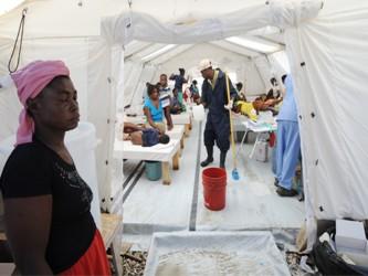 ¿Cómo podía probarse eso? Muchos de nosotros no conocíamos las características del cólera y sus...