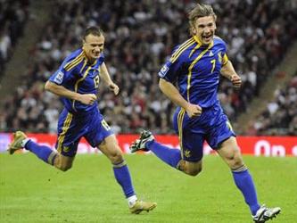 Una suspensión de Ucrania habría puesto en entredicho la organización de la Eurocopa-2012, que se...