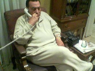 Mubarak, de 82 años, en el poder desde 1981, prometió no volver a presentarse en las elecciones de...