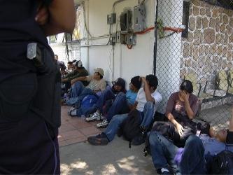 El operativo se efectuó en Reynosa, fronteriza con Estados Unidos y ubicada a 147 km de San...