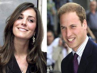 Guillermo, segundo en el orden de sucesión al trono, y Kate, que anunciarn su compromiso en...