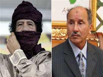 El presidente del Consejo Nacional, Mustafá Abdeljalil, ex ministro de Justicia de Gadafi, aclaró...