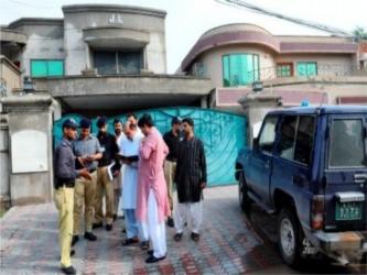 """""""El ciudadano estadounidense vive desde hace cuatro o cinco años en Lahore y trabaja en el..."""
