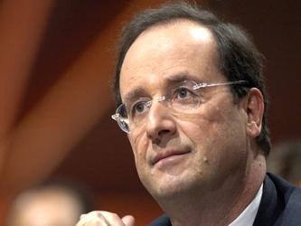 Con el 42% de las intenciones de voto, Francois Hollande, presidente regional, diputado y ex primer...