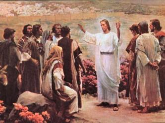 En el plano geográfico se puede advertir que Los Hechos de los Apóstoles nos conducen desde...