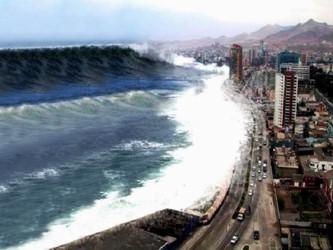 """""""Esta ola fue capaz de viajar largas distancias sin perder la potencia. Las dorsales oceánicas..."""