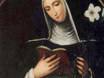 Desde pequeña se distinguió por su piedad y su gran devoción. Muy pronto, iluminada por el Señor,...