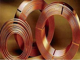 El cobre para entrega a tres meses en la Bolsa de Metales de Londres subía casi un 1 por ciento, a...