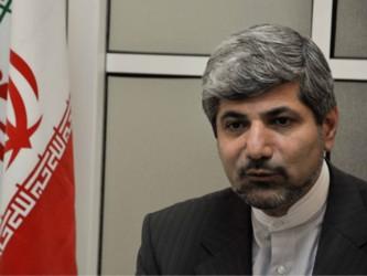 """""""Cuando la fecha y el lugar propuestos por Catherine Ashton sean anunciados, Said Jalili y su..."""