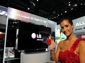 Este televisor de 55 pulgadas, 4 mm de espesor y pantalla con tecnología OLED, la cual ofrece un...