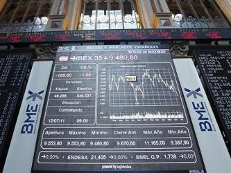 Los grandes bancos, que están directamente afectados por las preocupaciones sobre la deuda griega,...