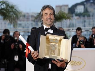 """La película """"Las acacias"""", del director argentino Pablo Giorgelli, gana la Cámara de Oro..."""