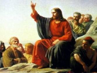 «Yo te bendigo, Padre, Señor del cielo y de la tierra, porque has ocultado estas cosas a sabios e...