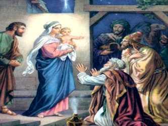 En esta llegada de Jesús en el misterio de Belén, aparecen unos personajes simpáticos, exóticos,...