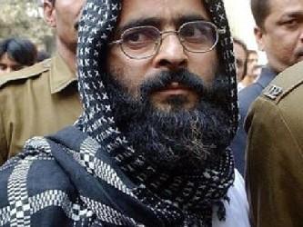 Un militante de Cachemira condenado a muerte por su complicidad en un ataque contra el parlamento...