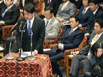 El ministro japonés de Defensa, Itsunori Onodera, señaló en un programa de la televisión local que...