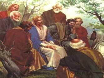 Jesús les dice: «Venid también vosotros aparte, a un lugar solitario, para descansar un poco». ¡En...