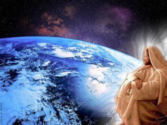 El mundo es, el palco de nuestro drama. No estamos sujetos a él, sino es por él que nos realizamos....