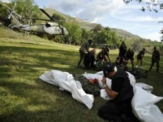 El ataque se registró en zona rural del municipio de Tame, en el departamento de Arauca, una zona petrolera y ganadera limítrofe con Venezuela en donde la guerrilla aún tiene una fuerte presencia.