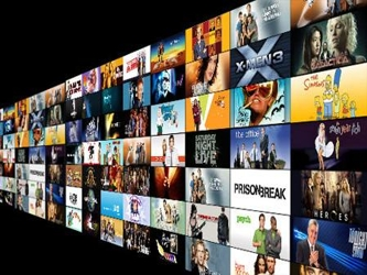 La compañía de alquiler de películas Netflix advirtió esa tendencia en telespectadores como yo y...