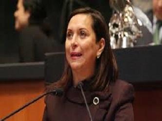 La senadora Cristina Díaz del PRI comentó por la mañana que los 37 integrantes de las cuatro...