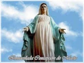 """San Ambrosio la declara """"Vaso celestial, incorrupta, Virgen inmune por gracia de toda mancha..."""