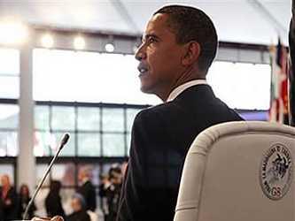 """""""Estados Unidos condena la intervención militar rusa en territorio ucraniano"""", dijo la..."""
