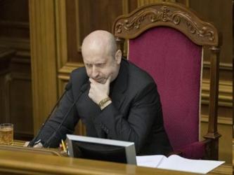 En otro acontecimiento del domingo, el Parlamento ucraniano pidió que observadores internacionales...