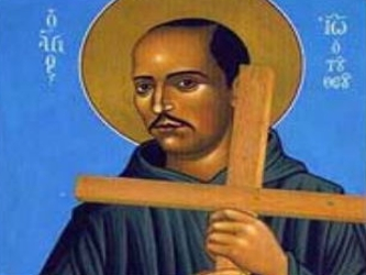 El apellido de Dios le vino impuesto por un Obispo conocedor de su obra a favor de los pobres y...