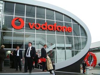 """""""Ayer (jueves) hubo una reunión de los accionistas con (el presidente ejecutivo de Vodafone)..."""