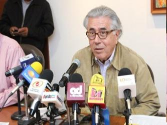 Kondo López subrayó que la superficie agrícola que cuenta con este tipo de infraestructura ha...