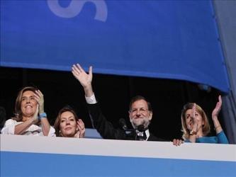 """El líder de los socialistas, Pedro Sánchez, dijo hoy que la mejor manera de """"defender"""" la..."""