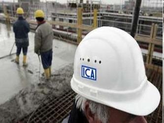ICA anunció en enero que vendería una participación del 70 por ciento en dos contratos de...