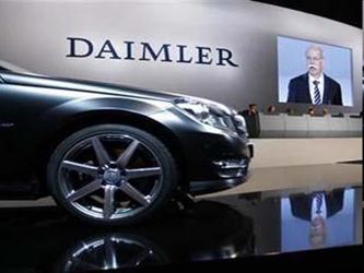 El fabricante alemán de automóviles de alta gama Daimler vendió entre enero y noviembre más coches...