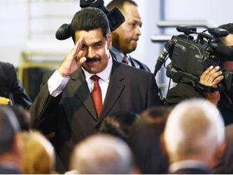 """""""Si a Venezuela algún día el imperialismo, a través de sus lacayos internos o él,..."""