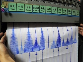 De esta forma, la posibilidad de que en California se produzca un terremoto de magnitud 8 o...