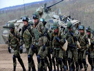 """""""Un ataque contra Turquía significa un ataque contra la OTAN"""", advirtió Erdogan en una..."""