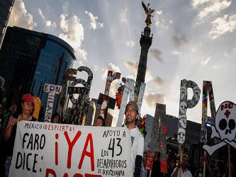 Al único que le caben serias dudas es al Estado mexicano que, otra vez, minimiza el asunto y...